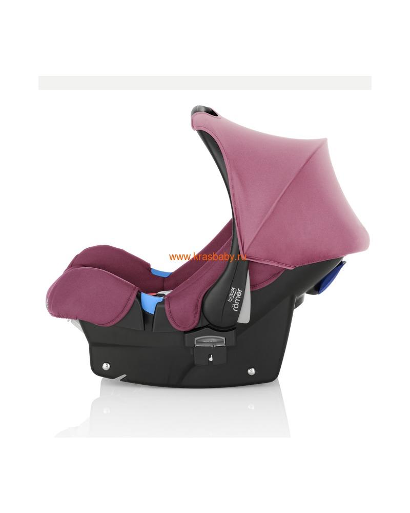 Автокресло BRITAX ROEMER Baby-Safe (0-13 кг) (фото, вид 11)