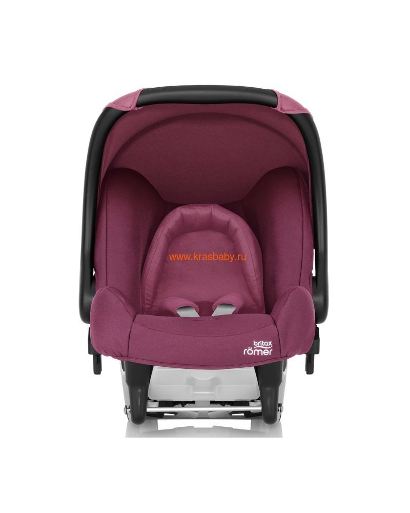 Автокресло BRITAX ROEMER Baby-Safe (0-13 кг) (фото, вид 12)