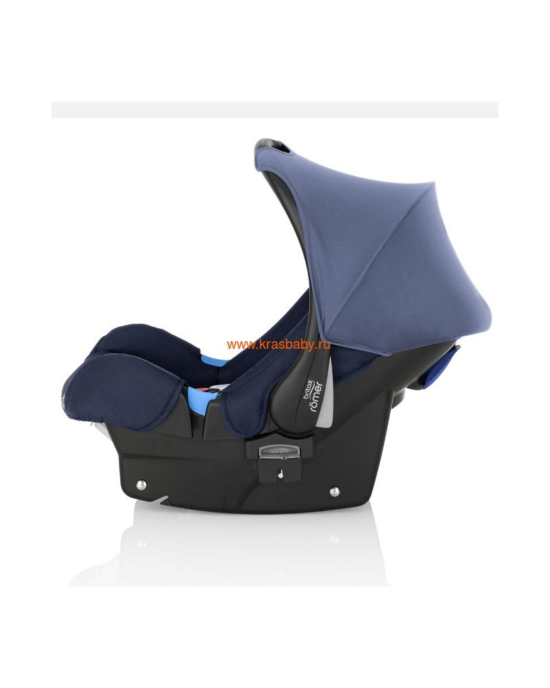 Автокресло BRITAX ROEMER Baby-Safe (0-13 кг) (фото, вид 14)