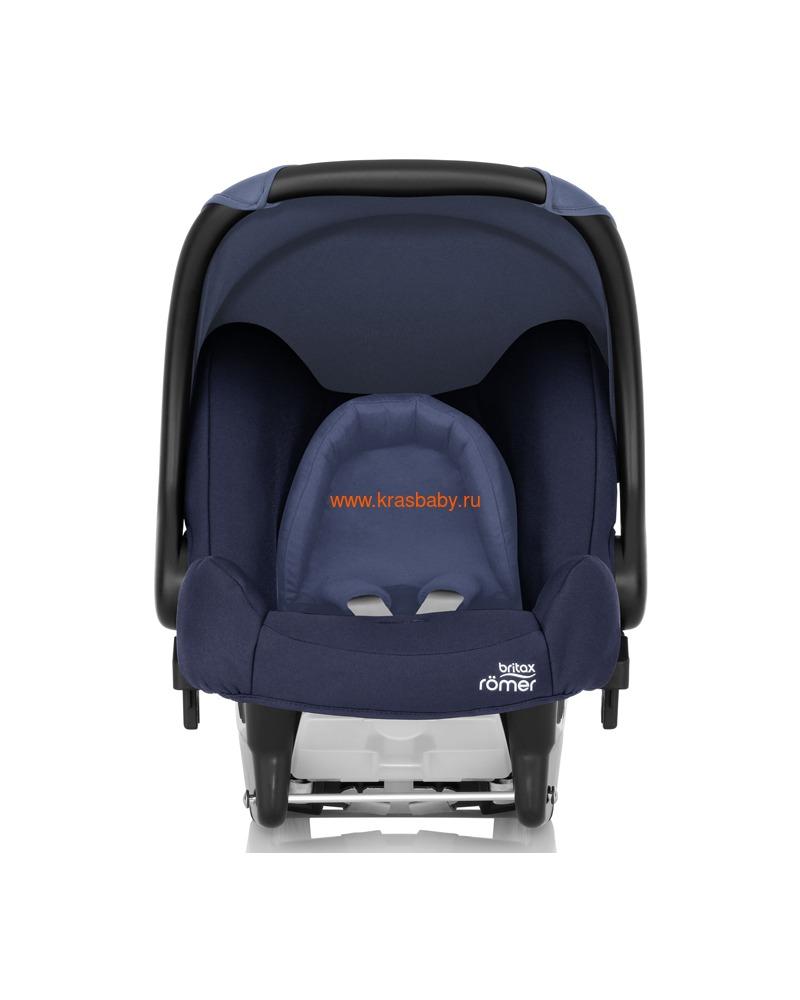 Автокресло BRITAX ROEMER Baby-Safe (0-13 кг) (фото, вид 15)