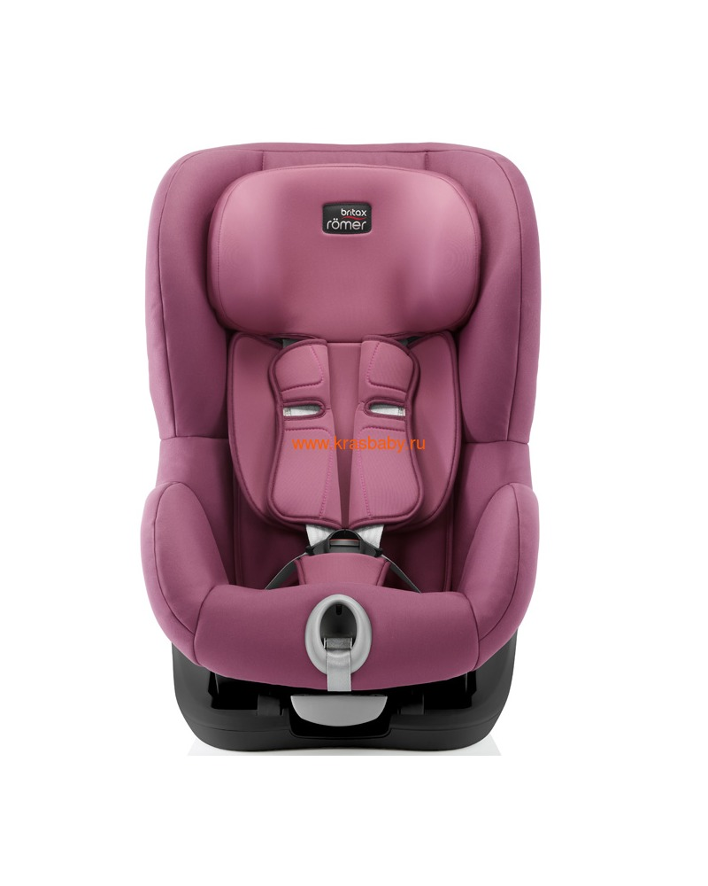 Автокресло BRITAX ROEMER KING II black series (9-18 кг) (фото, вид 13)