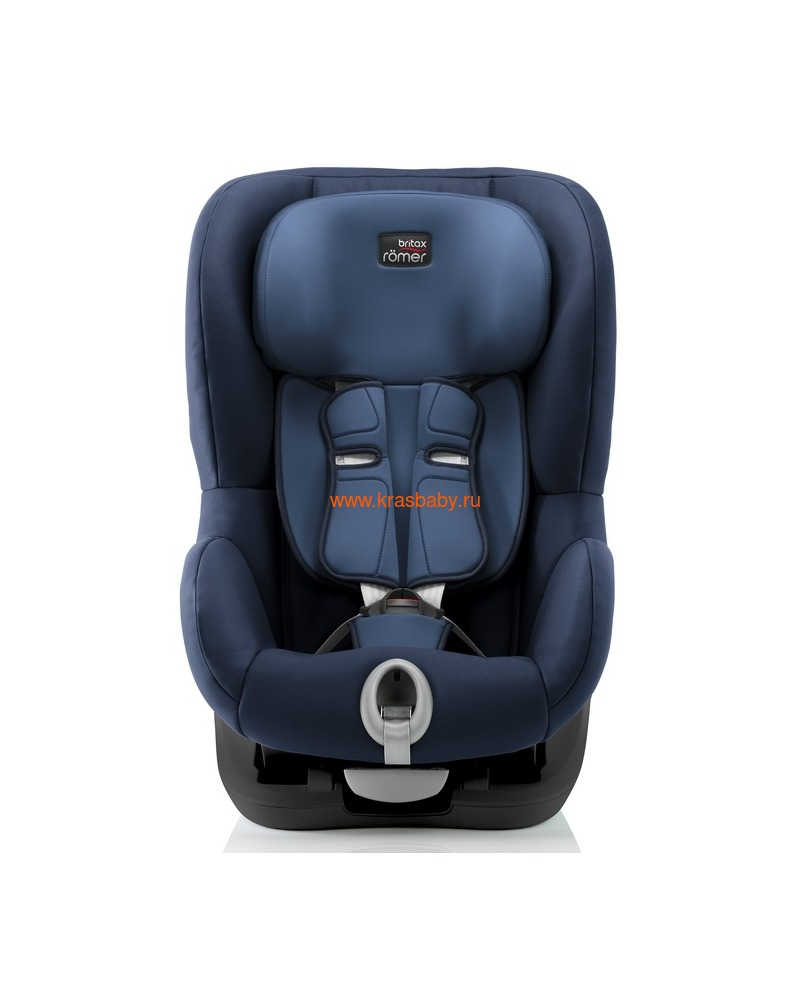 Автокресло BRITAX ROEMER KING II black series (9-18 кг) (фото, вид 17)
