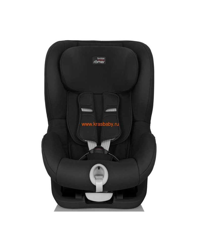 Автокресло BRITAX ROEMER KING II black series (9-18 кг) (фото, вид 21)