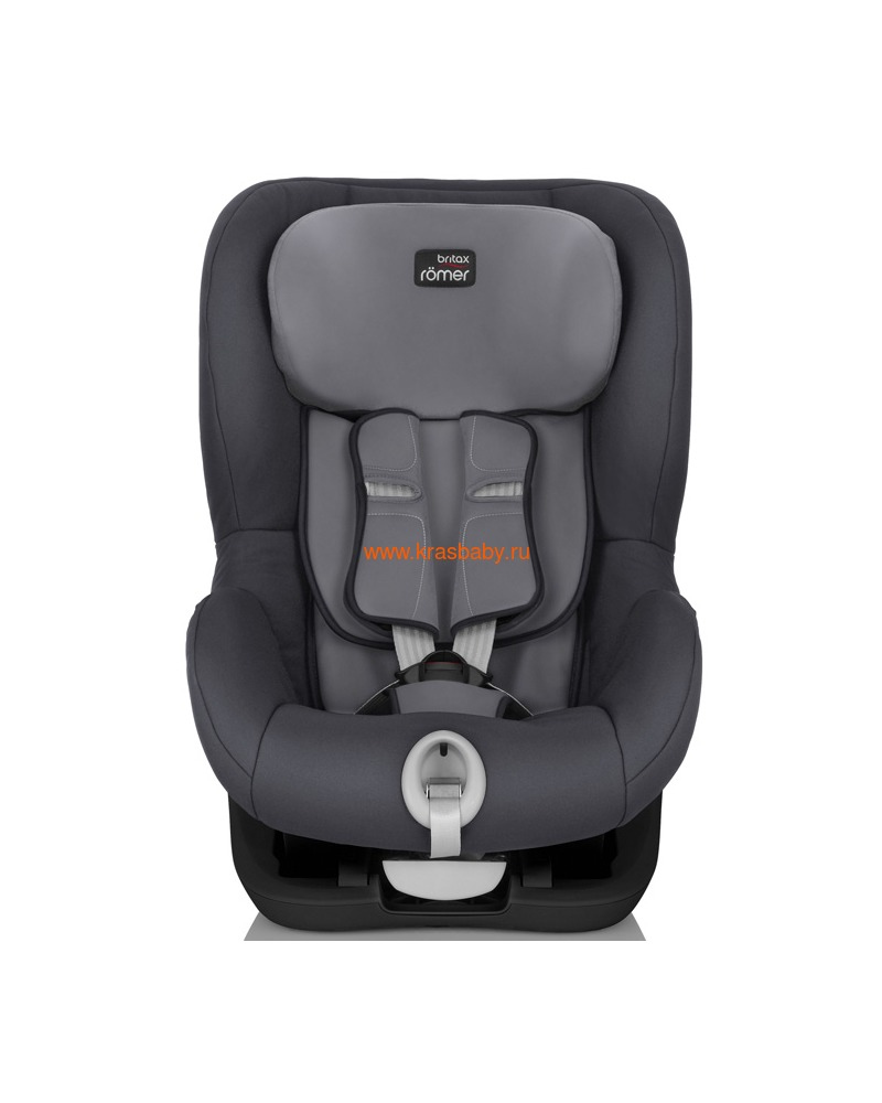 Автокресло BRITAX ROEMER KING II black series (9-18 кг) (фото, вид 25)