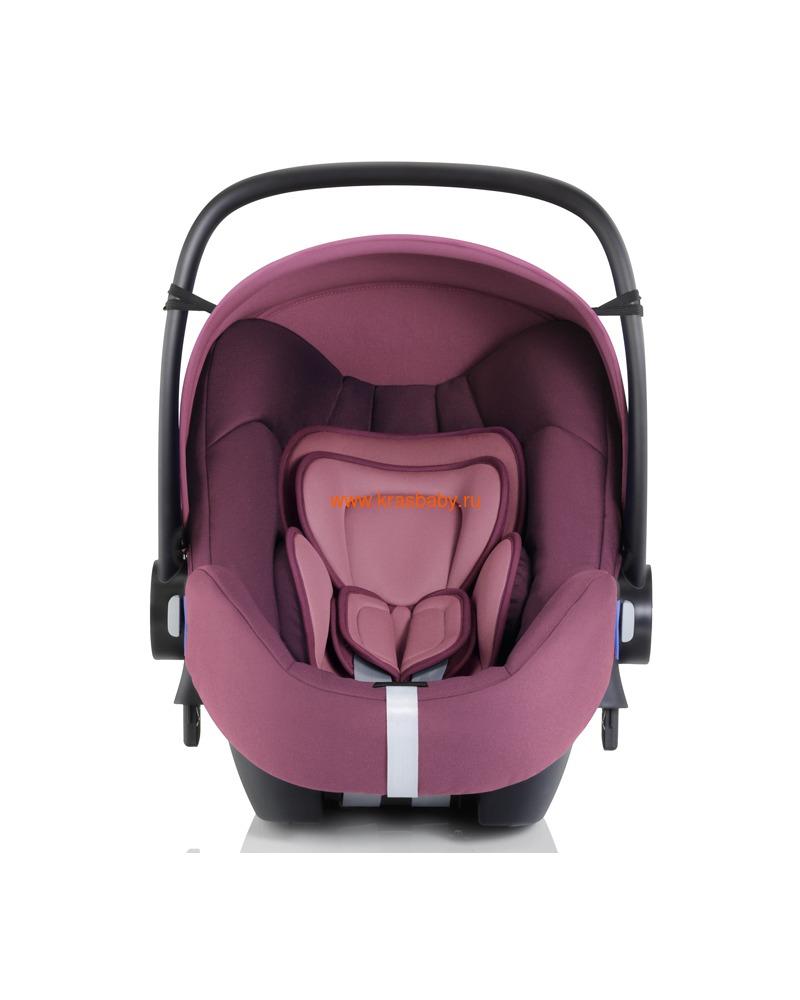 Автокресло BRITAX ROEMER Baby-Safe i-Size (фото, вид 10)