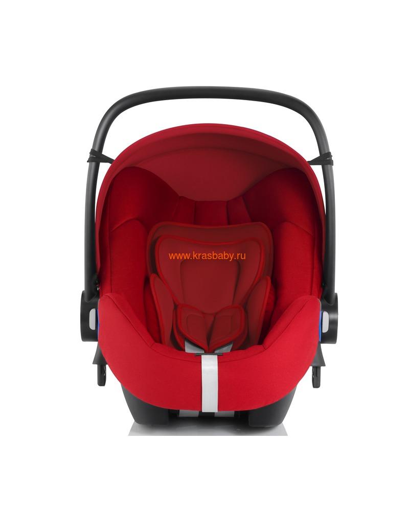 Автокресло BRITAX ROEMER Baby-Safe i-Size (фото, вид 13)