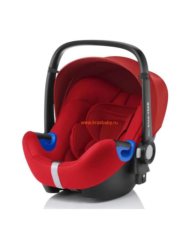 Автокресло BRITAX ROEMER Baby-Safe i-Size (фото, вид 15)