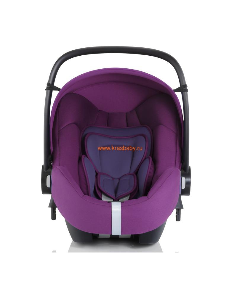 Автокресло BRITAX ROEMER Baby-Safe i-Size (фото, вид 17)
