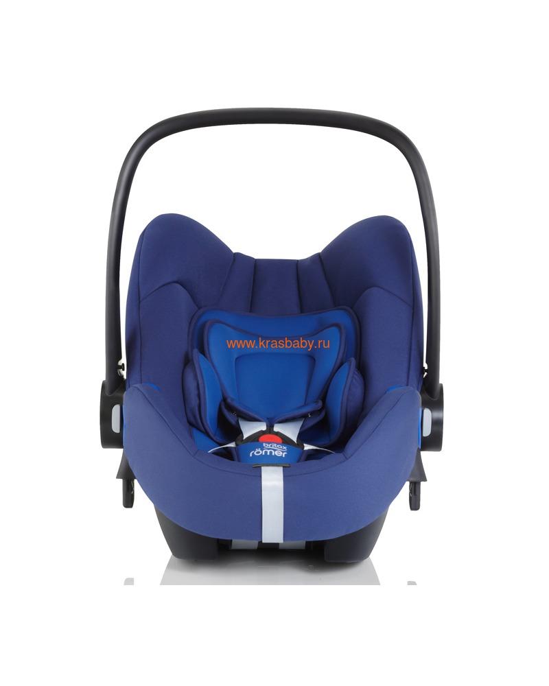 Автокресло BRITAX ROEMER Baby-Safe i-Size (фото, вид 26)