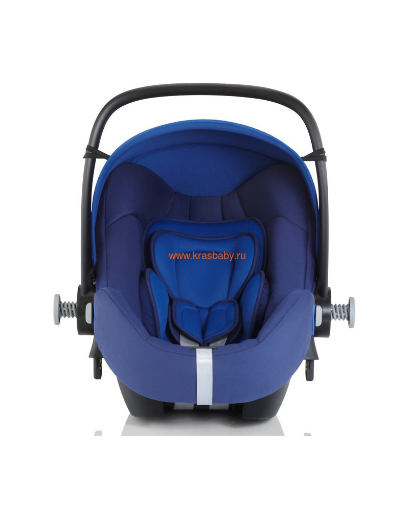 Автокресло BRITAX ROEMER Baby-Safe i-Size (фото, вид 32)