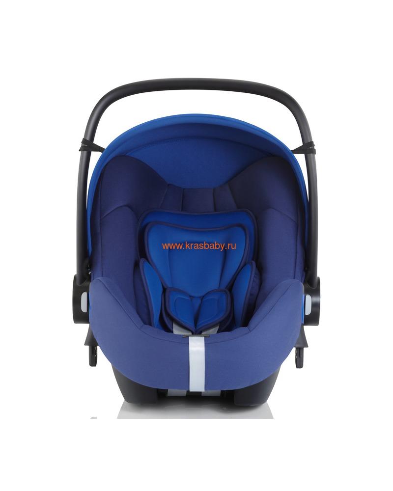 Автокресло BRITAX ROEMER Baby-Safe i-Size (фото, вид 33)