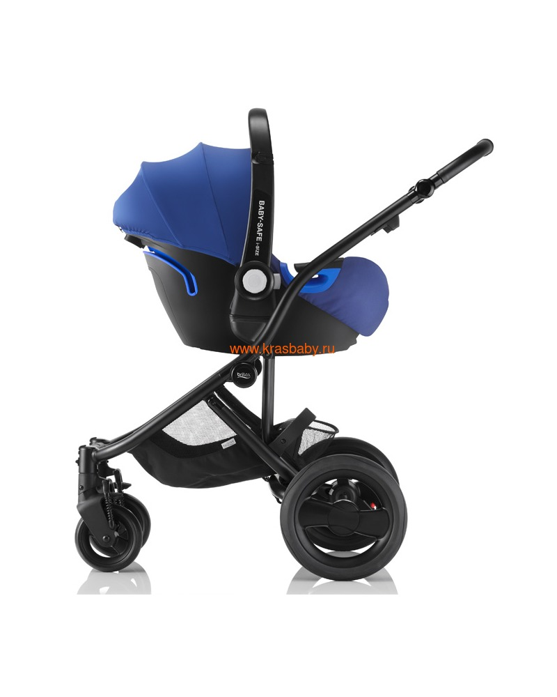 Автокресло BRITAX ROEMER Baby-Safe i-Size (фото, вид 35)
