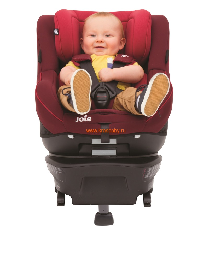 Автокресло JOIE Spin 360™ ISOFIX (0-18 кг) (фото, вид 24)