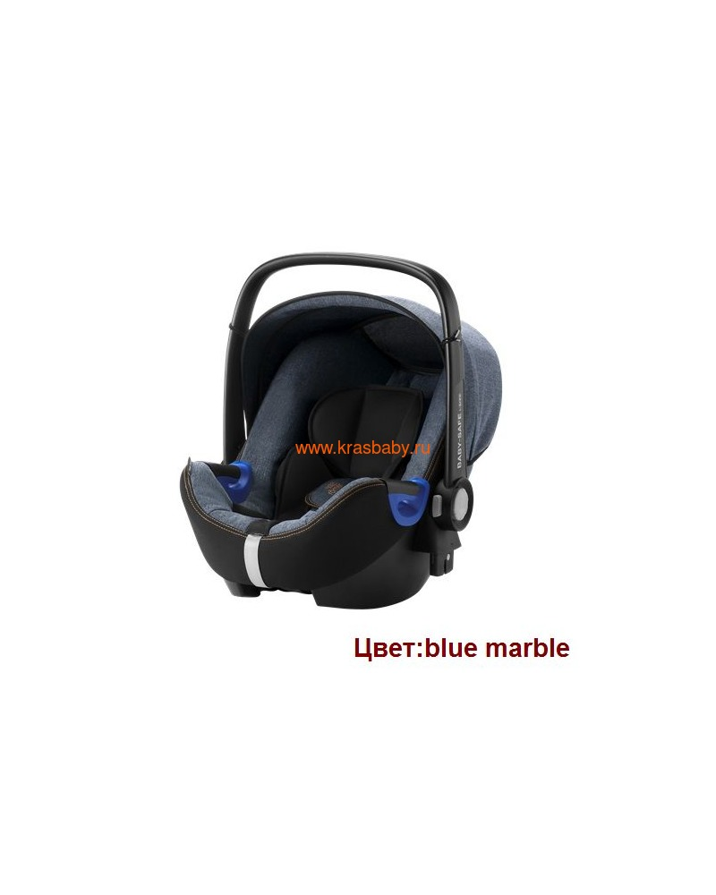 Автокресло BRITAX ROEMER Baby-Safe i-Size (фото, вид 37)