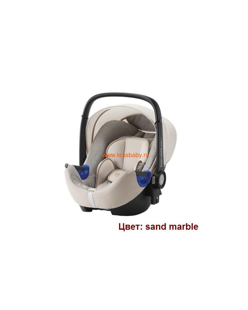 Автокресло BRITAX ROEMER Baby-Safe i-Size (фото, вид 38)