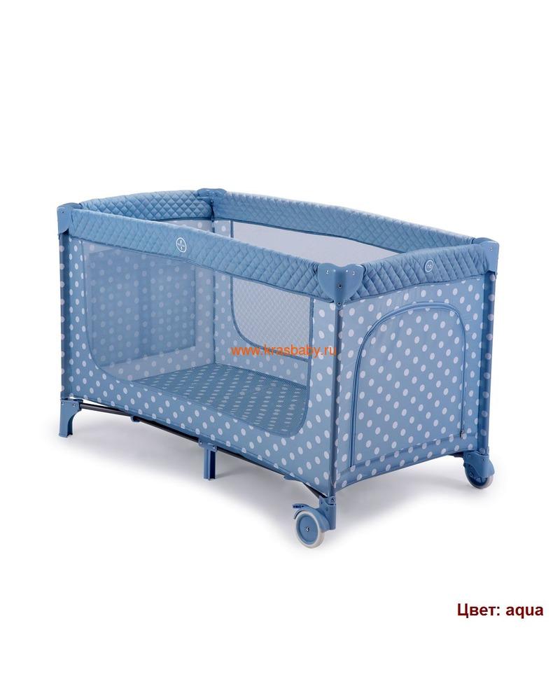 Манеж-кровать HAPPY BABY MARTIN (фото, вид 8)