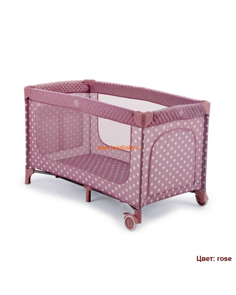 Манеж-кровать HAPPY BABY MARTIN (фото, вид 9)