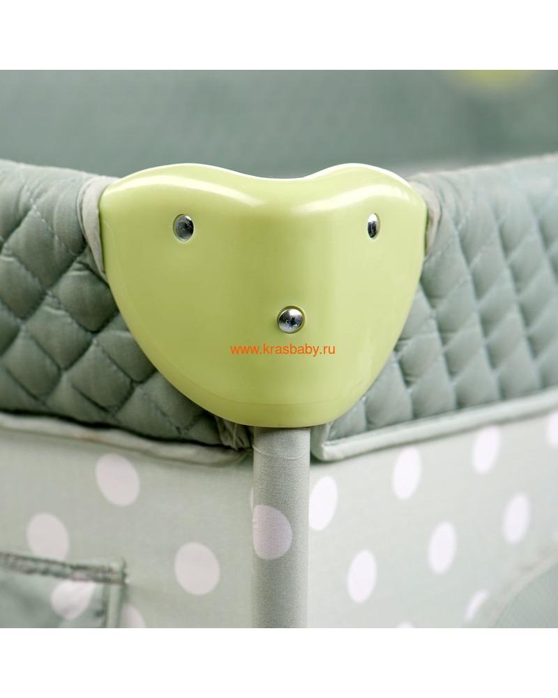 Манеж-кровать HAPPY BABY MARTIN (фото, вид 15)