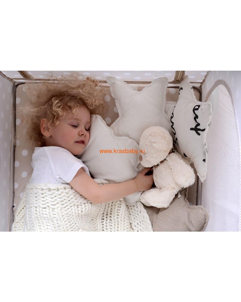 Манеж-кровать HAPPY BABY MARTIN (фото, вид 19)