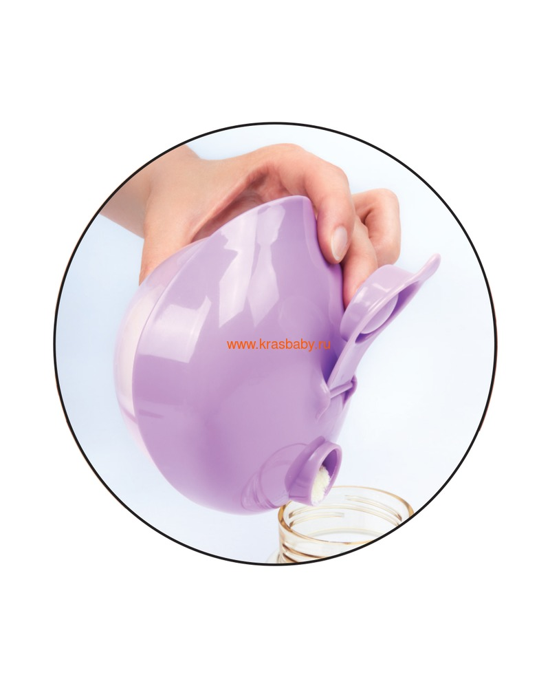 HAPPY BABY Контейнер-дозатор для сухих смесей POWDERED MILK CONTAINER (фото, вид 2)