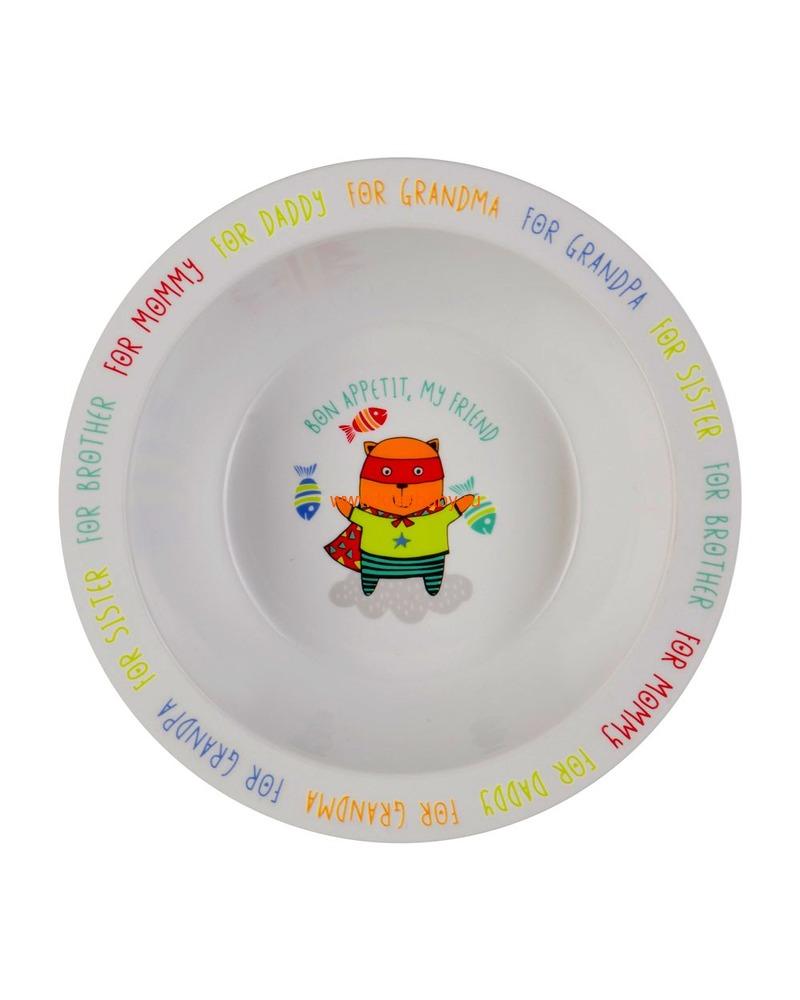 HAPPY BABY Глубокая тарелка FEEDING BOWL (фото, вид 6)