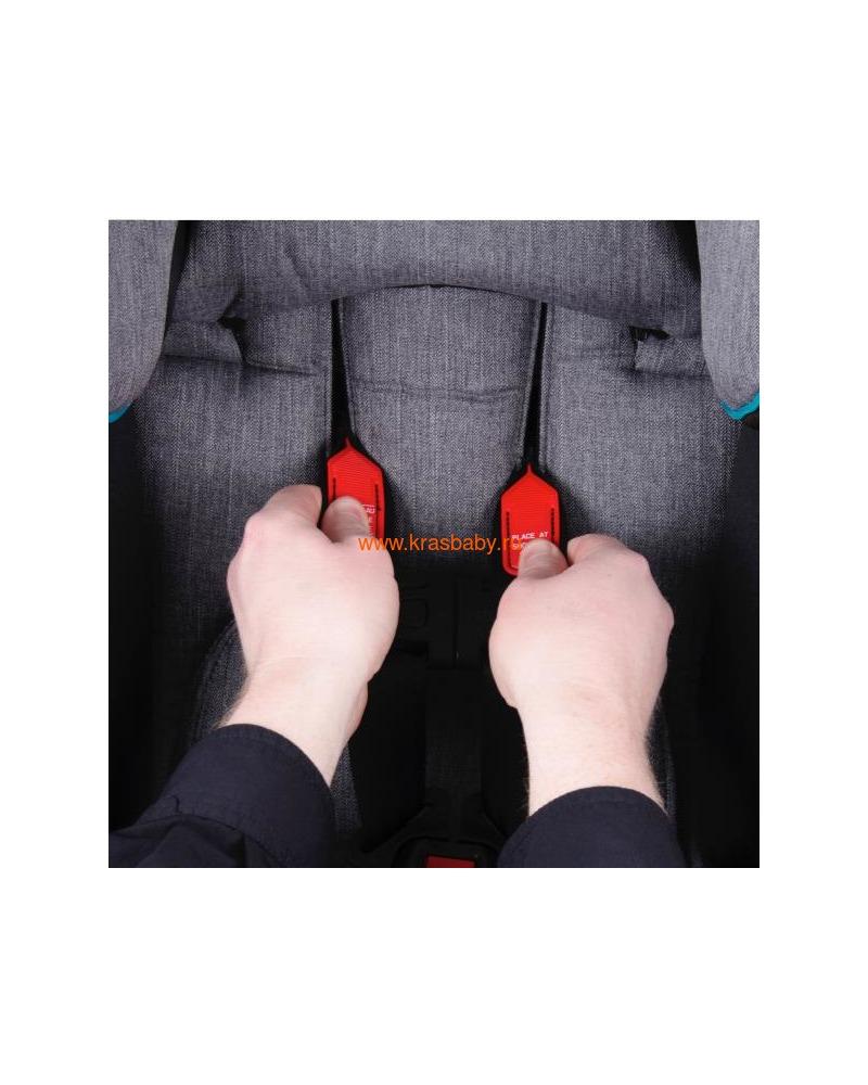 Автокресло EVENFLO Symphony™ e3 DLX Platinum Series™ Martina (2-45 кг) (фото, вид 7)
