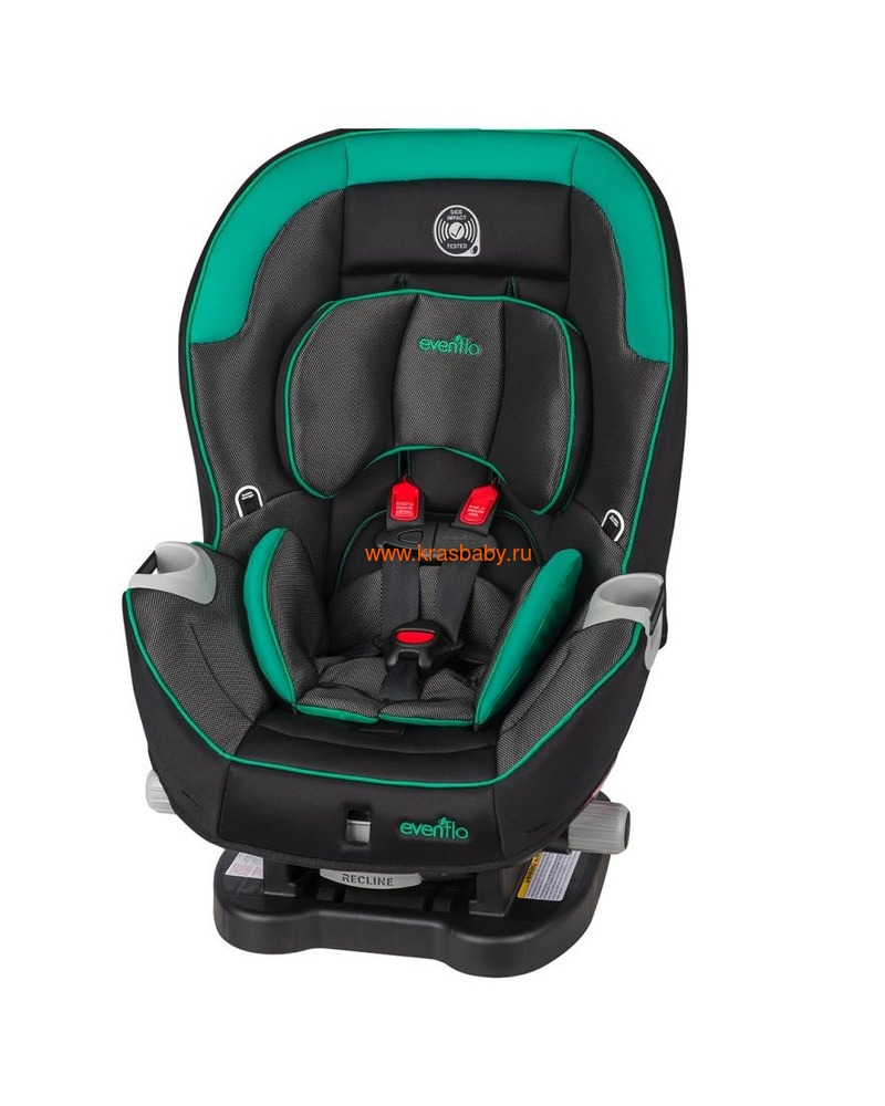 Автокресло EVENFLO Triumph™ ProComfort Series™ Mercer (2-30 кг) (фото, вид 1)