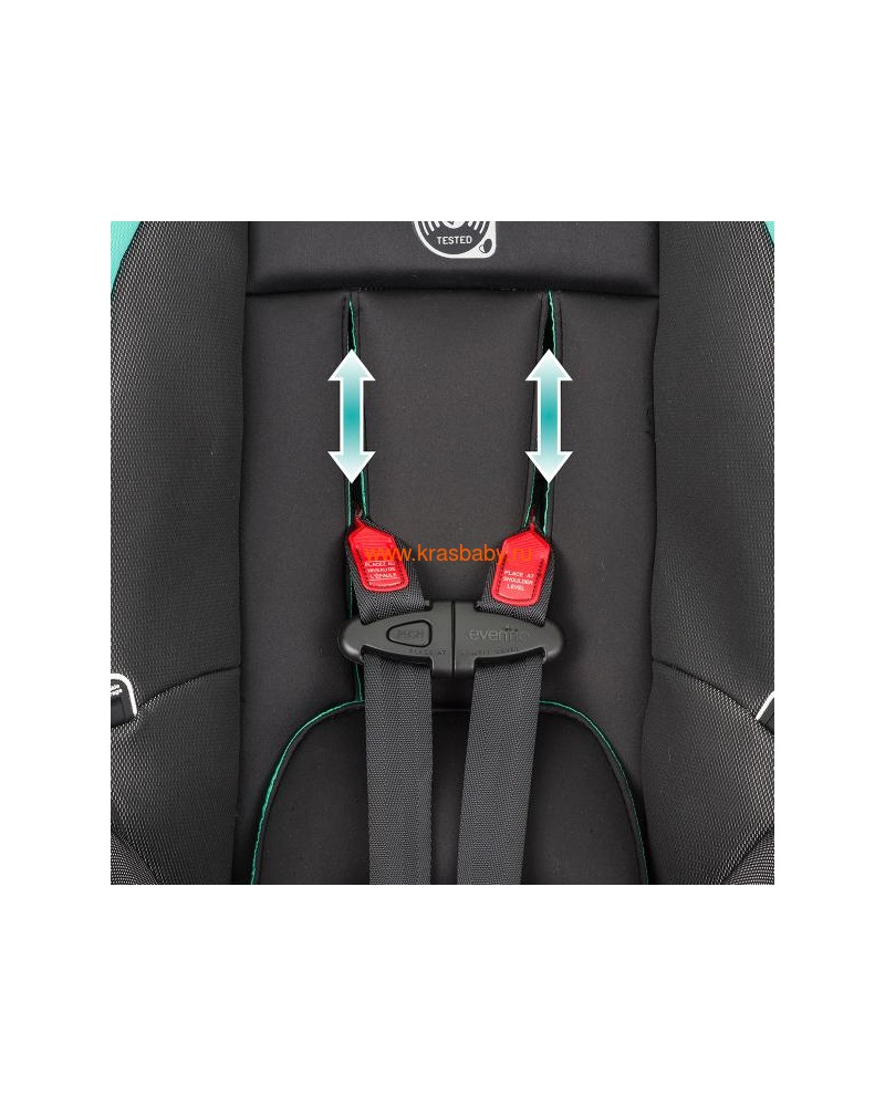 Автокресло EVENFLO Triumph™ ProComfort Series™ Mercer (2-30 кг) (фото, вид 3)