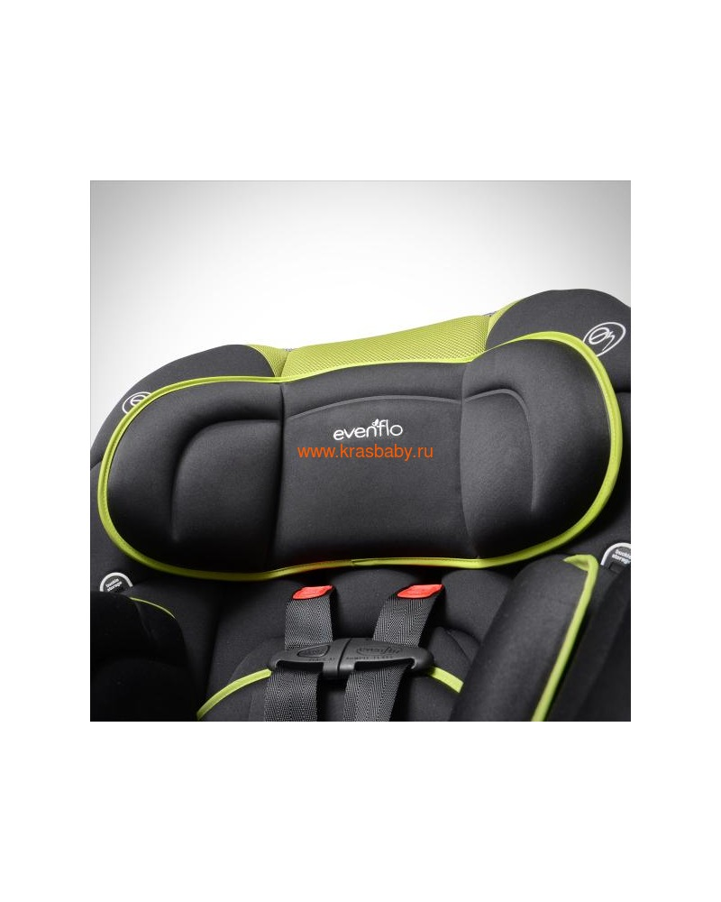 Автокресло EVENFLO Triumph™ ProComfort Series™ Mercer (2-30 кг) (фото, вид 4)