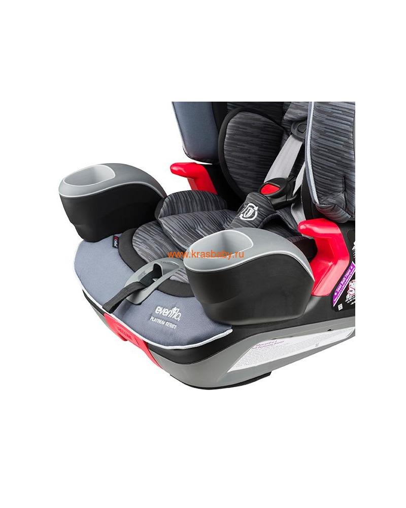 Автокресло EVENFLO Evolve™ Platinum Series™ Imagination (9-55 кг) (фото, вид 15)
