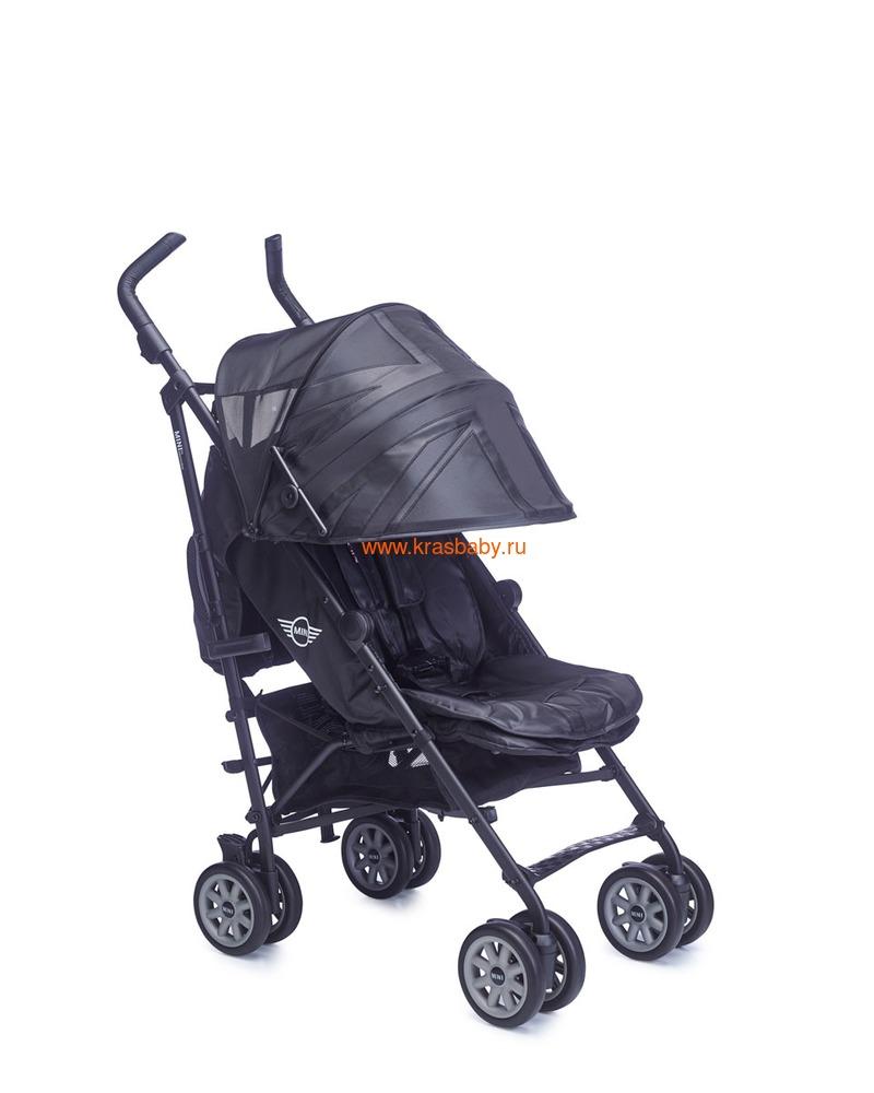 Коляска прогулочная Easywalker MINI XL (фото, вид 3)