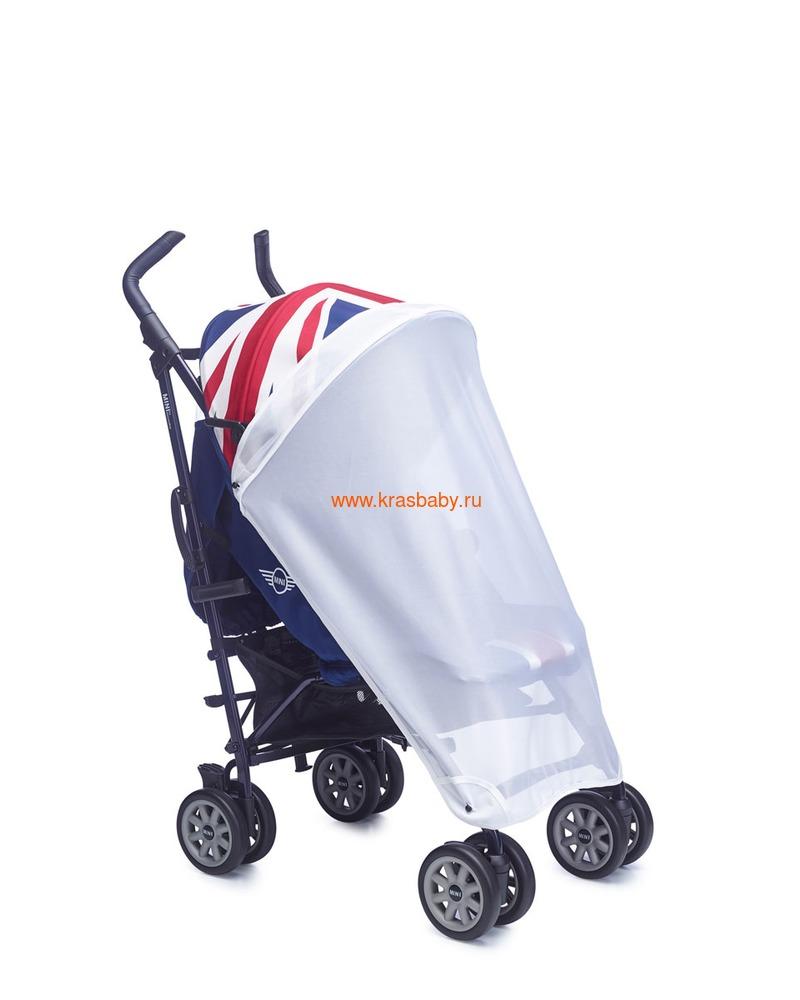 Коляска прогулочная Easywalker MINI XL (фото, вид 7)