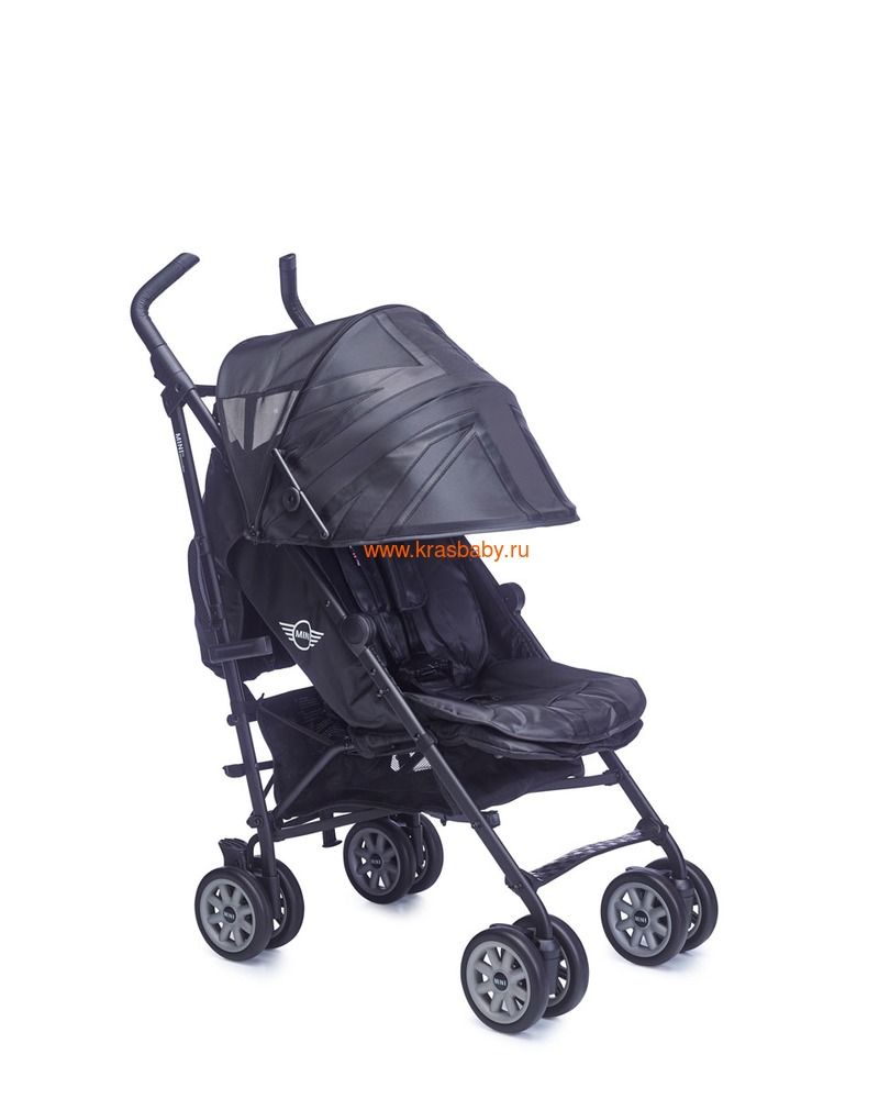 Коляска прогулочная Easywalker MINI XL (фото, вид 12)