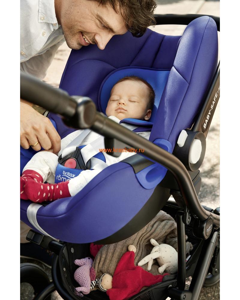 Автокресло BRITAX ROEMER Baby-Safe i-Size (фото, вид 44)