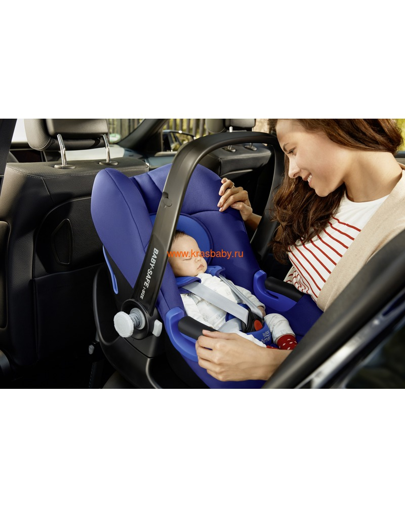 Автокресло BRITAX ROEMER Baby-Safe i-Size (фото, вид 47)
