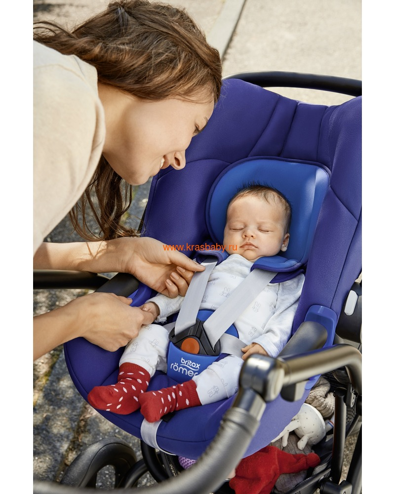 Автокресло BRITAX ROEMER Baby-Safe i-Size (фото, вид 48)