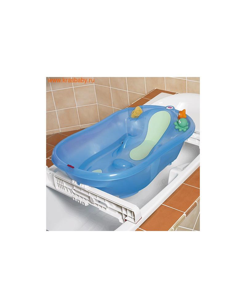 OKBABY Комплект пластиковых подставок Barre Kit для ванночки Onda и Onda Evolution (фото, вид 1)