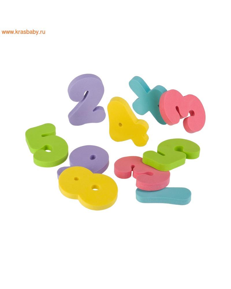 HAPPY BABY Набор игрушек для ванной GENIUS (фото, вид 4)