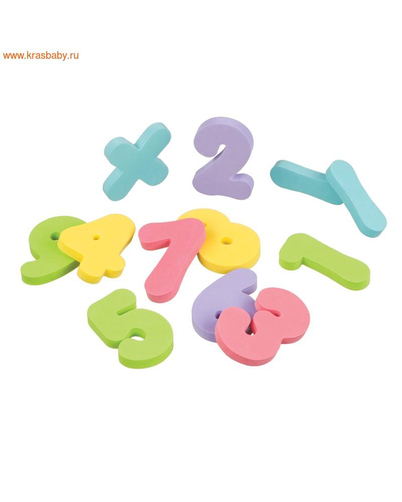 HAPPY BABY Набор игрушек для ванной GENIUS (фото, вид 6)