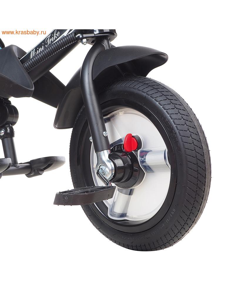 Велосипед MARS MINI TRIKE T-400 JEANS (фото, вид 6)