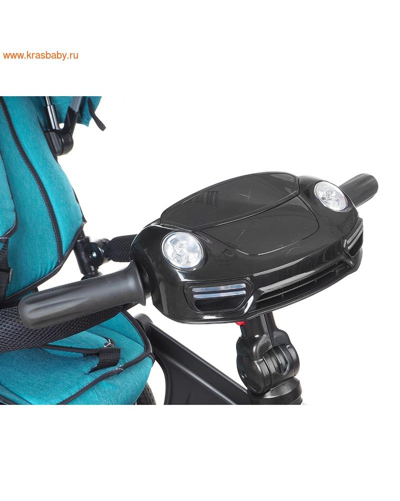 Велосипед MARS MINI TRIKE T-400 JEANS (фото, вид 7)