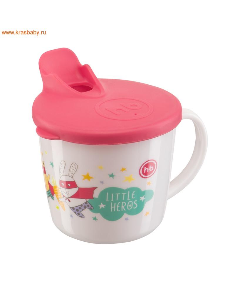HAPPY BABY Тренировочная кружка с крышкой TRAINIG CUP (фото, вид 3)
