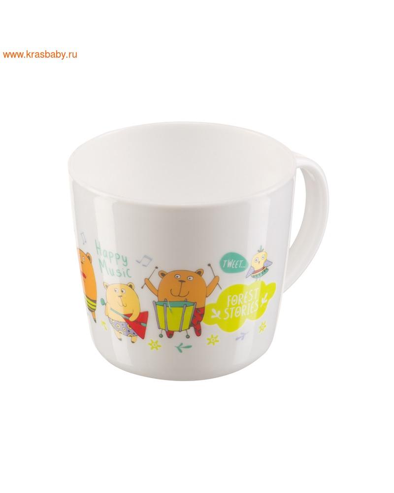 HAPPY BABY Тренировочная кружка с крышкой TRAINIG CUP (фото, вид 6)