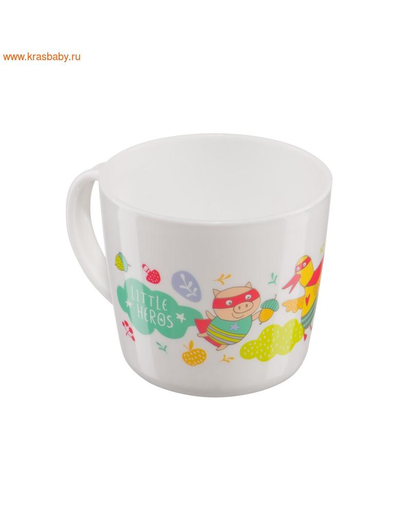 HAPPY BABY Тренировочная кружка с крышкой TRAINIG CUP (фото, вид 7)