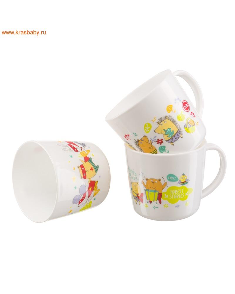 HAPPY BABY Тренировочная кружка с крышкой TRAINIG CUP (фото, вид 12)