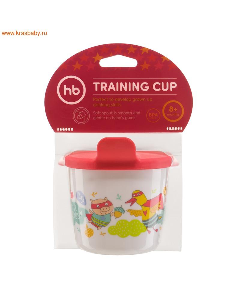HAPPY BABY Тренировочная кружка с крышкой TRAINIG CUP (фото, вид 9)