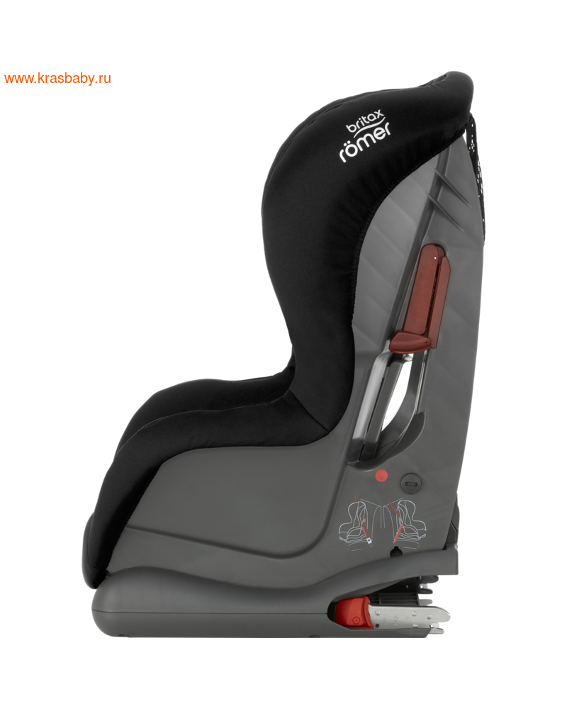 Автокресло BRITAX ROEMER DUO PLUS (9-18 кг) (фото, вид 7)