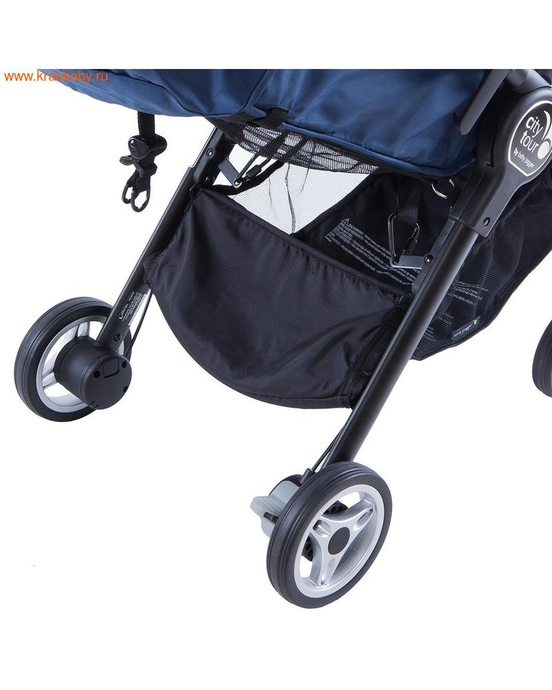 Коляска прогулочная Baby Jogger CITY TOUR COBALT (6,4кг) (фото, вид 6)