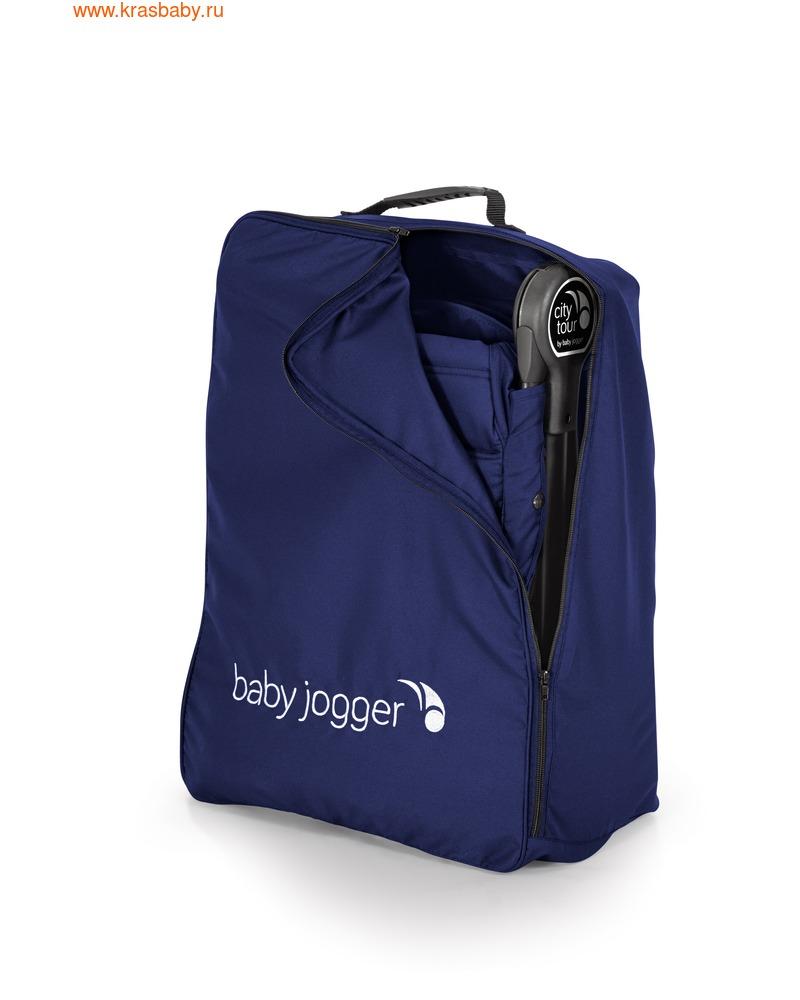 Коляска прогулочная Baby Jogger CITY TOUR COBALT (6,4кг) (фото, вид 13)