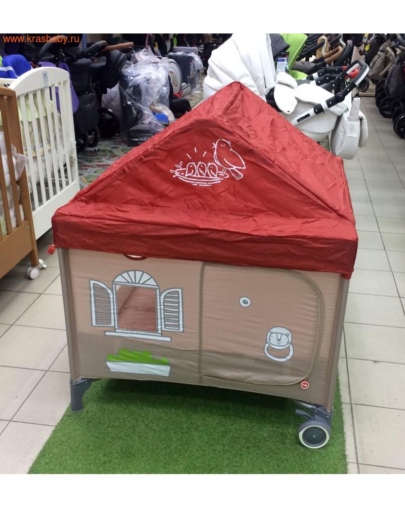 Манеж HAPPY BABY ALEX HOME (со светильником) (фото, вид 11)